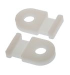 Product image for Screw Fix Cable Tie Base, 5mm