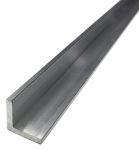Product image for HE30TF Al angle stock,2x2in 1/4in