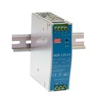 Product image for 120W DIN Rail Panel Mount PSU 48Vdc 2.5A