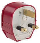 Product image for MK Electric UK Mains Connector BS 1363, 13A, Cable Mount