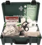 Product image for First Aid Kit for 100 people, 90 mm x 270mm x 170 mm
