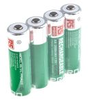 Product image for AA NiMH battery, 1.2V 2600mAh