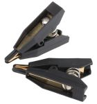 Product image for Keysight Technologies Kelvin Clip, With Gold Plating, 7.9mm Jaw Opening, 10A, 42V dc