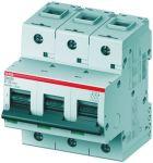 Product image for S800 MCB 100A 3 Pole Type C 36kA