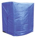 Product image for RS PRO Blue PE Tarpaulin 12m x 8m