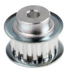 Product image for Timing pulley,15 teeth 10mm W 5mm pitch