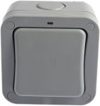 Product image for 1 GANG 2 WAY 20AX OUTDOOR SWITCH IP66