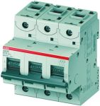 Product image for S800 MCB 125A 3 Pole Type C 50kA