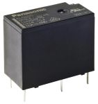 Product image for Panasonic SPDT PCB Mount Non-Latching Relay - 10 A, 12V dc For Use In Air Conditioners, Cooking Ovens, Home Appliances,