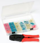 Product image for 165 Piece Heat Shrink Terminal kit