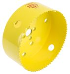 Product image for  111MM FAST CUT BI-METAL HOLE SAW