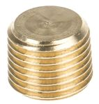 Product image for BRASS PLUG,1/8IN BSPT M