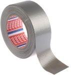 Product image for Fabric backed silver duct tape,50m L