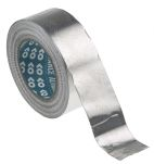 Product image for Advance Tapes AT506 Non-Conductive Aluminium Foil Tape 0.09mm, W.50mm, L.50m
