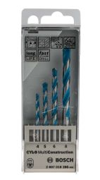 Product image for DRILLS SET MULTIFUNCTION