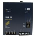 Product image for PULS DIMENSION Q Switch Mode DIN Rail Panel Mount Power Supply 380 → 480V ac Input Voltage, 24V dc Output