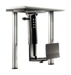 Product image for PC Holder with rotation function, silver