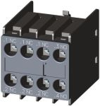 Product image for Auxillary contact,screw terminal,1NO+3NC
