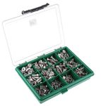 Product image for A2 stainless csk hex socket screw kit