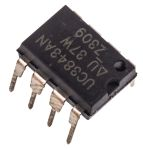 Product image for CURR MODE PWM CONTROLLER UC3843ANG4