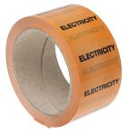 Product image for Pipe marking tape 'ELECTRICITY',50mmx33m