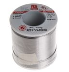 Product image for RS PRO 1.01mm Wire Lead solder, +183°C Melting Point
