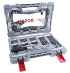 Product image for 105PCS PREMIUM MIXED DRILL SET