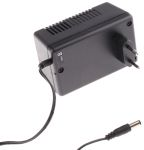 Product image for MAINS ADAPTER,PLUG-IN,ACDC,1.1A,9VDC