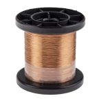 Product image for ENAMELLED COPPER WIRE 100G 0.1MM DIA