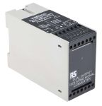 Product image for 2output isol signal,24Vdc 4-20mA/4-20mA