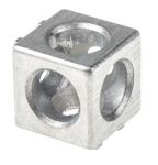 Product image for 3 PROFILES CUBE CONNECTOR,20X20MM