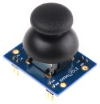 Product image for 2-AXIS ANALOGUE JOYSTICK MODULE