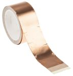 Product image for 1181 copper foil tape 50mmx16,5m