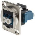 Product image for FT METAL LC DUPLEX SM CSK XLR