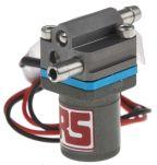 Product image for Micropump, 180 deg port, 4v, 398 mL/min