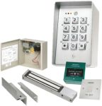 Product image for Access control kit outdoor magnetic