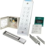 Product image for Access control kit pin code magnetic