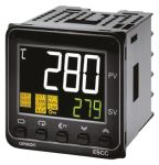 Product image for E5CC Temp Contrl 2 alrm, RS485 AC/DC24