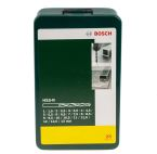 Product image for HSS-R drill set 25 pieces