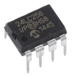Product image for 256K,32K X 8,2.5V Serial EE,PDIP-8
