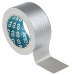 Product image for DUCT SEALING TAPE SILVER 25MX50MM AT170