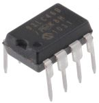 Product image for Serial access EEPROM,93LC46BP 64x16bit