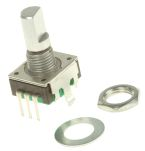 Product image for Incremental encoder 24 detents 24 pulses