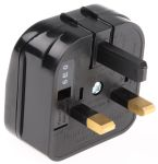 Product image for SCHUKO UNGROUNDED TO BS PLUG CONVERTER