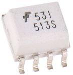 Product image for High Speed Transistor Optocoupler SOIC8