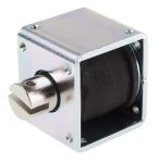 Product image for PULL ACTION HEAVYDUTY SOLENOID,12W 24VDC