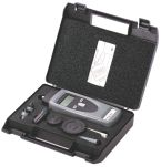 Product image for Hand held tachometer. Contact & non digi