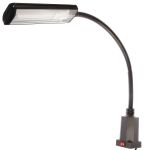 Product image for LONG ARM FLUORESCENT TASK LIGHT9W 230VAC