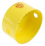 Product image for  86MM FAST CUT BI-METAL HOLE SAW