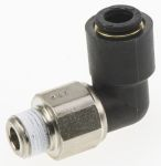 Product image for 1/8in oscillating elbow fitting,6mm